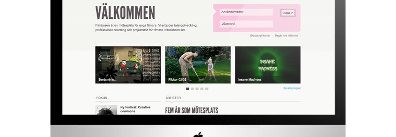 Mājas lapas papildinājumi – Filmbasen